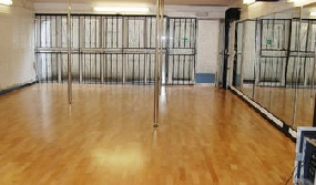 Pole dancing lessons London